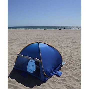 Automatic Pop Up Beach Tent Lightweight Outdoor Patio Family Tent Carrying Bag