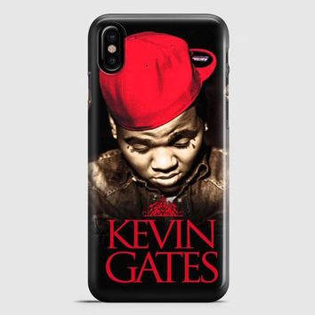 Kevin Gates Satelites iPhone X Case