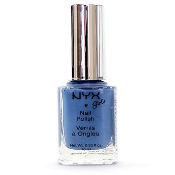 Lapis NYX Girl Nail Polish