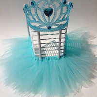 hair clip holder, hair clip stand, hair bow holder, princess decorations, tutu decoration, hair bow stand, tiara, frozen