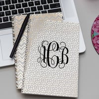 3 Inch Monogrammed Decal Sticker