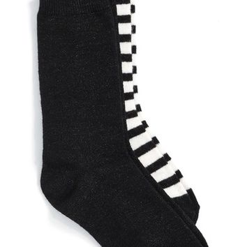 kate spade new york crew socks (2-Pack) | Nordstrom