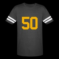 50 (1-110) T-Shirt | Birthday Shirts and Accessories