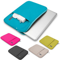 "notebook sleeve protector For 11"" 13"" macbook Air / Pro Notebook Laptop Sleeve Carry Bag Case pro waterproof case Cover"