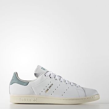 adidas Stan Smith Mens Casual Leather Trainers White Originals Shoes S80025
