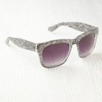Free People Lace Print Sunglasses at Free People Clothing Boutique