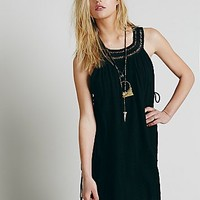 Free People Womens Wondering Star Dress