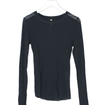 Soft Long Sleeved Wool Shirt
