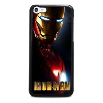 iron man 1 iphone 5c case cover  number 1