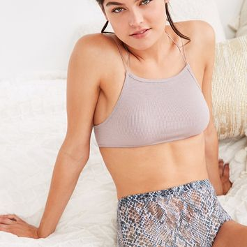 Out From Under Go-To Seamless Ribbed Bra