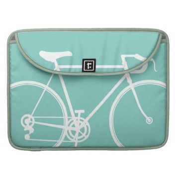 "Blue Bike design Macbook Pro 15"" Laptop Case"