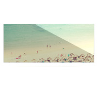 """Ingrid Beddoes """"Happy Summer"""" Beach Luxe Rectangle Panel"""