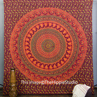 Hippie Tapestries, Tapestry Wall Hanging, Bohemian Tapestries, Mandala Tapestries, Wall Tapestries, Indian Tapestry, Wall Tapestry,DormDecor