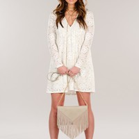 For the Love of Lace Dress