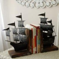 Hold Ye Pirate Books by johnnyvintage on Etsy