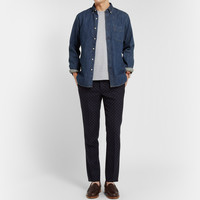 J.Crew - Slim-Fit Button-Down Collar Denim Shirt | MR PORTER