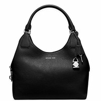 Michael Kors Stylish Waterproof Camille Large Leather Shoulder Bag