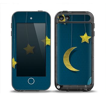 The Paper Stars and Moon Skin for the iPod Touch 5th Generation frē LifeProof Case