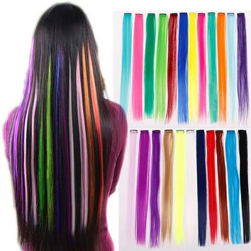 3pcs/lot 50cm Hair Styling Tools Weave Braid Hair Braider Bun Maker Hair Roller DIY Beauty Tool Braiding Accessories