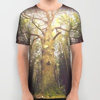 The taller we are All Over Print Shirt by HappyMelvin | Society6