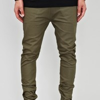Zespy Pant Army Green
