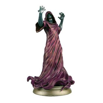 DC Superhero Desaad Black Pawn Chess Piece with Collector Magazine #78