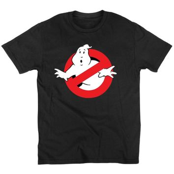 Mens t shirts fashion Movie Ghostbuster t shirt Cotton O NECK short sleeved t-shirt Summer tshirt euro size