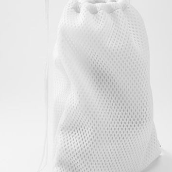 Gap Women Gapfit Mesh Drawstring Bag Size One Size