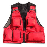 Men Fishing Vest