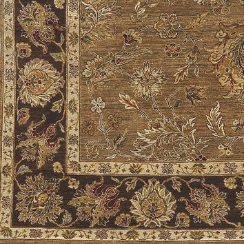 Bursa Area Rug |  Classic Rugs Hand Knotted | Style BUR9116