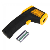 AR550 Non-contact Infrared Thermometer (-32 to 550 ) Black and Yellow - Default