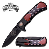 AO Confederate Rebel Flag Folder
