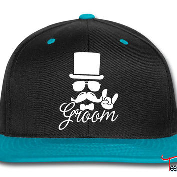 Groom Wedding Marriage Stag do night bachelor Snapback