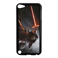 Star Wars Awakens Kylo Ren iPod Touch 5th case