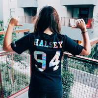 Halsey Holographic Jersey