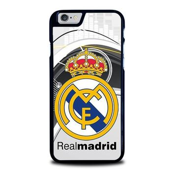 real madrid fc iphone 6 6s case cover  number 1