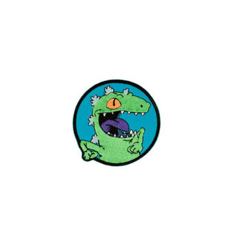 Reptar -  Rugrats Embroidery Patch