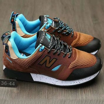 Women Men Casual Running NEW BALANCE Sport Shoes Sneakers Brown G-A0-HXYDXPF