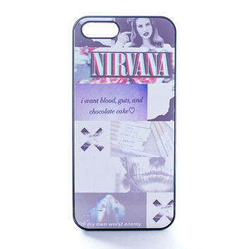 Grunge Collage Case