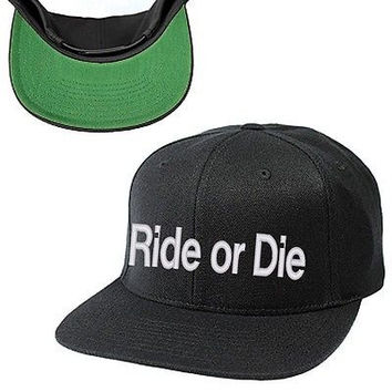 ride or die snapback ride or die beanie knit hat cap caps race fast cars
