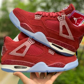 Air Jordan 4 PE University of Oklahoma