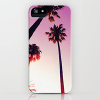 Palm tree iPhone Case by Laure.B | Society6