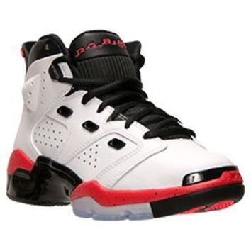 Boys' Grade School Jordan 6-17-23 Basketball Shoes