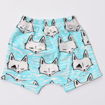 Blue Fox Shorts