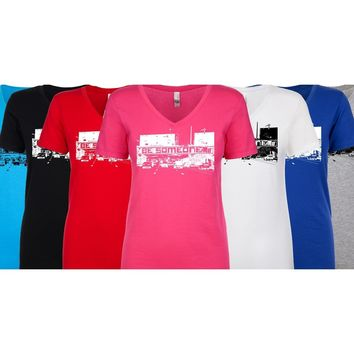 "Ladies ""Be Someone"" V-Neck"
