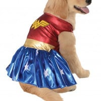 Wonder Woman Big Dog Pet Costume