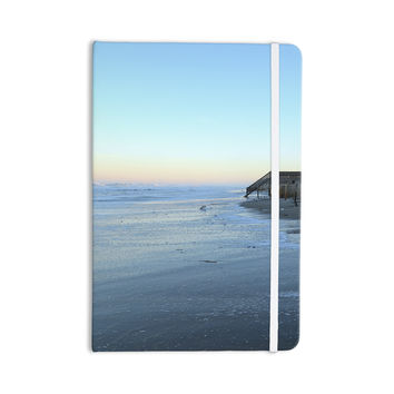 "Robin Dickinson ""Sand Surf Sunshine"" Beach Everything Notebook"