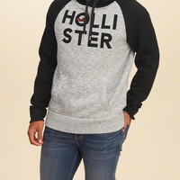 Guys Logo Graphic Hoodie | Guys Clearance | HollisterCo.com