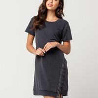 OTHERS FOLLOW Lace Up Dress | Short Dresses