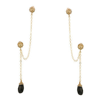Vanessa Mooney The Dallas Earrings Gold - Zappos.com Free Shipping BOTH Ways